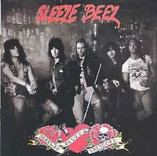 SLEEZE BEEZ Screwed Blued & Tattooed This Time Home Is On Fire  NEW CUT-OUT CD