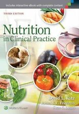 Nutrition in Clinical Practice by Katz (Paperback, 2014)