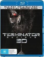 Terminator - Genisys 3D Blu-ray - 3 Disc Set  ( NEW )