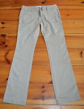 Tolle HOLLISTER Chino Hose, beige, Gr. 34