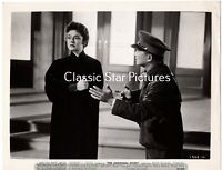 J68 Ruth Roman with ? The Shanghai Story (1954) vintage photograph
