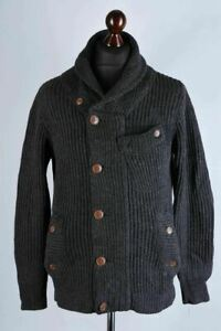 G-Star Raw Classic Button Front Cardigan Jumper Size M