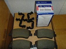 "Genuine Hyundai Front Brake Pads i30 2012-2015 15"" Wheels 58101A6A00"