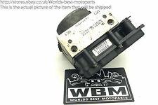BMW F800 R (1) 09' unidad de control del módulo de ABS Bomba Bomba druckmodulator