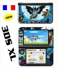 VINYL SKIN STICKER FOR NINTENDO 3DS XL - REF 196 LEGO BATMAN