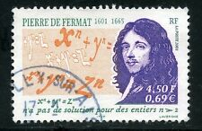 STAMP / TIMBRE FRANCE OBLITERE N° 3420 PIERRE DE FERMAT