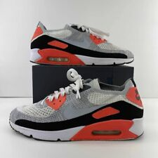 NikeAir Max 90 Ultra 2.0 Flyknit | Infrared | 875943-100 | US 10.5
