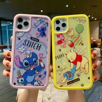 Phone Case Cute Cartoon Stitch Soft TPU Cover For iPhone 11 SE 2020 6s 7 8 Plus