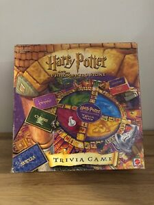 HARRY POTTER AND THE PHILOSOPHERS STONE TRIVIA GAME - SPARES PIECES PARTS ONLY