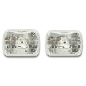 Sylvania Long Life High Beam Low Beam Headlight Bulb for Dodge Ramcharger pj