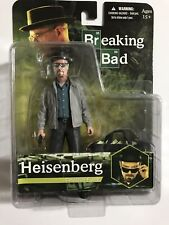 HEISENBERG Breaking Bad GRAY JACKET Variant Action Figure MEZCO 2013 BrBa Walter