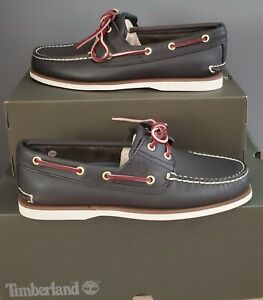 NEW AUTHENTIC TIMBERLAND CLASSIC BOAT SHOE  MEN'S 8.5