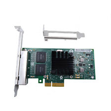 Intel I340-T4 E1G44HT 82580EB RJ45 Gigabit Ethernet PCI-E Network Card Adapter