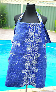 Great size 90x70cm-RL057 -Breastfeeding/Bottle feeding cover, nursing apron,cape