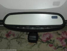 Ford Auto Dim Rear View Mirror With Compass Rolling Code Homelink Garage Opener Fits Ford