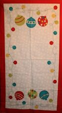 """""""Merry and Bright"""" Fabric Panel by Sandy Gervais for Moda Fabric 100% Cotton"""
