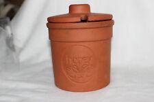 Honey Jar in Terracotta