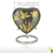 Journey (3inch Heart), Keepsake Urns, Heart Keepsakes, Mini Urns