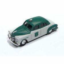 Classic Metal Works HO 1950 Dodge Police Car MWI30536