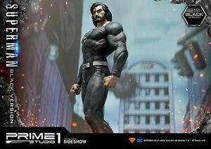 Sideshow Prime 1 Studio Superman Hush Black Version 1:3 Scale Museum Ltd 750