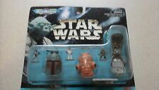 STAR WARS MICRO MACHINES MINI TRANSFORMING PLAYSET COLLECTION I 1996