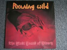 Running Wild-The First Years of Piracy LP-1991 Germany-Noise-Maldoror-Wintrup