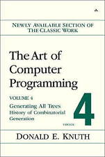 Art of Computer Programming, Volume 4, Fascicle 4: Generating All Trees--History