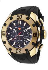 Swiss Legend Lionpulse Chronograph Mens Watch 10616SM-YG-01-BB