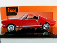 IXO CLC335N Ford Mustang Shelby GT 350 (1965) in rot 1:43 NEU/OVP