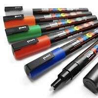 POSCA Colouring - PC-3M - Assorted Wallet of 6