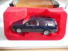 Schabak VW Volkswagen Golf Variant in Dark Blue on 1:43 in Box