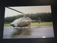 Photo Bell OH-58B Kiowa #3C-OC Austrian AF Open Dag KLu Vlb Gilze-Rijen 1997