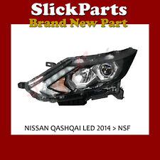 LED Faros Para Nissan Qashqai 2014 2015 2016 2017 260604EA0B passenser lado