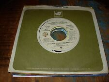 """DIRE STRAITS once upon a time in the west ( rock ) 7"""" / 45 PROMO"""