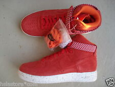 Undefeated x Nike Air Lunar Force 1 High sp 45 university red/white
