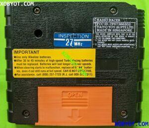 Tyco Turbo Hopper Taiyo Jet Hopper Remote Transmitter Battery Cover Door Lid