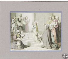 Holy Bible Prayer Card Feast Of St. Michael Archangel 2005 Brother Alphonsus
