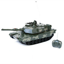 RC ferngesteuerter Panzer R/c Modellbau Leopard oder Abrams Tank 83cm 1 12