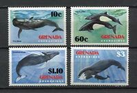 25984) Grenada Grenadines 1983 MNH New Whales