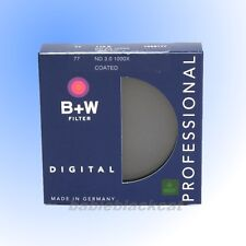 B+W 77mm 77 Neutral Density ND110 110 3.0 - 1000X Coated Filter #1066177