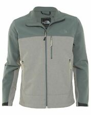 North Face Apex Bionic Mens C757-X3E Sedona Sage Grey Soft Shell Jacket Size 2XL