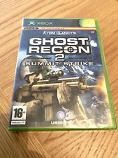 Tom Clancys Ghost Recon 2 Summit Strike Microsoft Xbox 16+ Shooter Tactical Game