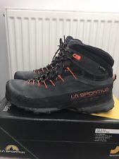 La Sportiva Men's TX4 Mid GTX Boots Size 9 UK Or 43 EU Grey