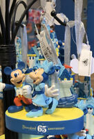 Disneyland Resort 65 Years of Magic Ornament Mickey And Minnie Mouse New