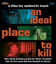 An Ideal Place to Kil aka Oasis Of Fear Blu Ray Mondo Macabro Umberto Lenzi '71