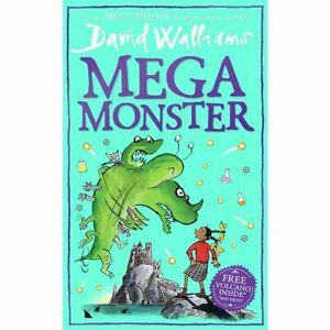 Megamonster: the mega new laugh-out-loud children's book