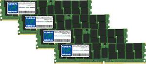 64GB (4x16GB) DDR4 2133MHz PC4-17000 288-PIN ECC REGISTERED RDIMM SERVER RAM KIT