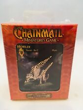 Chainmail Miniatures Games Howler