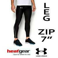 UNDER ARMOUR MEN'S HEATGEAR COOLSWITCH COMPRESSION RUN TIGHTS 1290258-001 SMALL