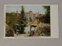 Vintage Postcard - Lake Mohonk Mountain House, Mohonk Lake, New York #567